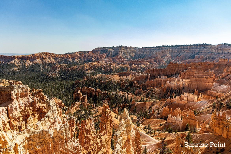 Bryce Canyon Sunrise Point