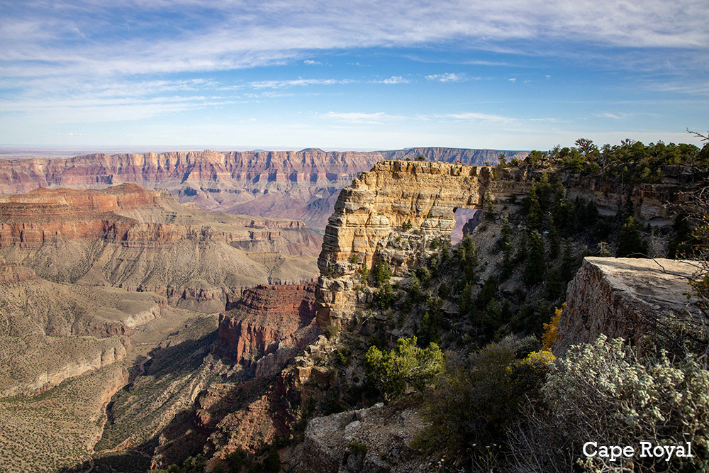 Grand Canyon North Rim Cape Royal